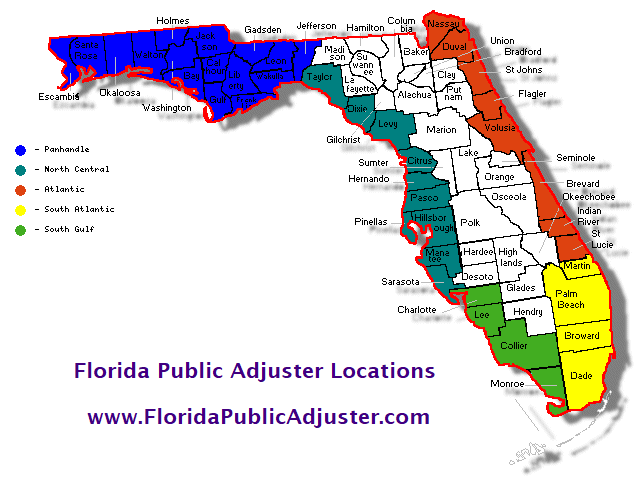 Florida Public Insurance Adjusters