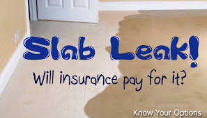 Slab Leak Insurance Claims in Florida | Free slab leak or